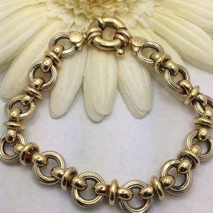 Jewelry - 14k Italian gold bracelet